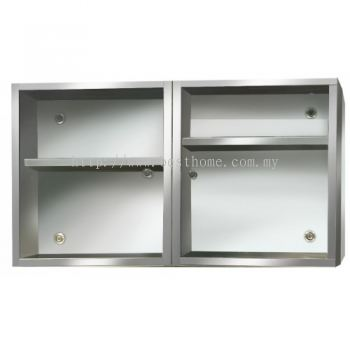 TORA STAINLESS STEEL CABINET 1201 / TR-BA-MC-01775-PL
