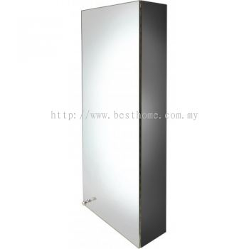 STAINLESS STEEL MIRROR CABINET 6133 / TR-BA-MC-01360-PL