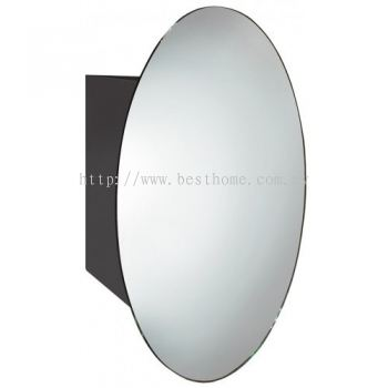 STAINLESS STEEL MIRROR CABINET 6118C / TR-BA-MC-01779-PL
