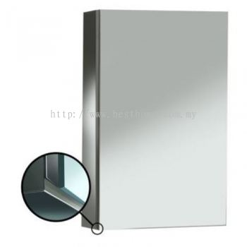 STAINLESS STEEL ROSE GOLD MIRROR TR-BA-MC-10060-GD