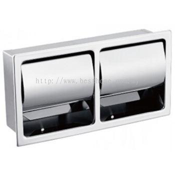 CONCEALED PAPER HOLDER KL308 / TR-BA-PH-01148-PL