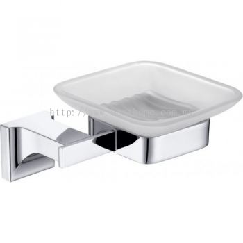 TORA LOFT SERIES SOAP DISH HOLDER LF0143 / TR-BA-SPH-04891-CH