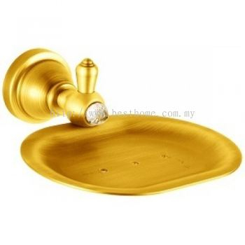 TORA GRIVAS SERIES SOAP DISH HOLDER GV0608 / TR-BA-SPH-08543-CG