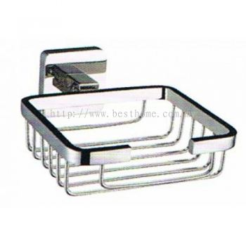 ANTHILL ZENTUX SERIES SOAP BASKET ZE7707(KA133)-POLISH / AH-BA-SPH-00971-PL