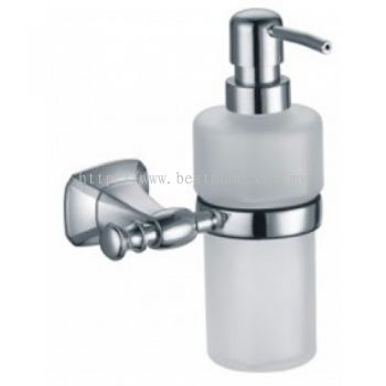 TORA ENZA SERIES WALL MOUNTED SOAP DISPENSER TR-BA-SPD-05729-CH