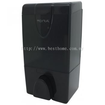 SINGLE WALL MOUNTED SOAP DISPENSER SD3214 / TR-BA-SPD-01302-BK