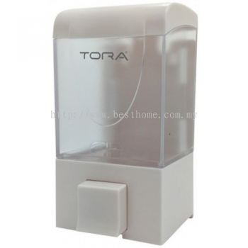 SINGLE WALL MOUNTED SOAP DISPENSER SD3212 / TR-BA-SPD-01300
