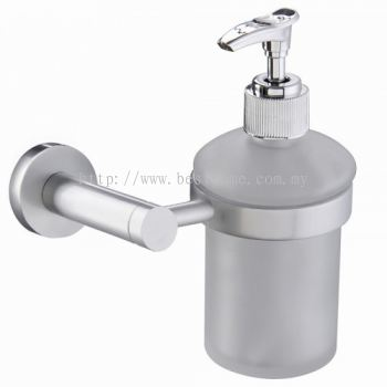 FERMO SERIES WALL MOUNTED SOAP DISPENSER TR-BA-SPD-06977-PL