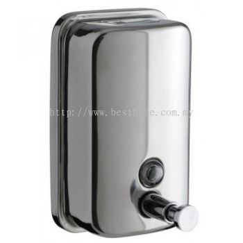 STAINLESS STEEL SOAP DISPENSER SP01 / TR-BA-SPD-01275-PL