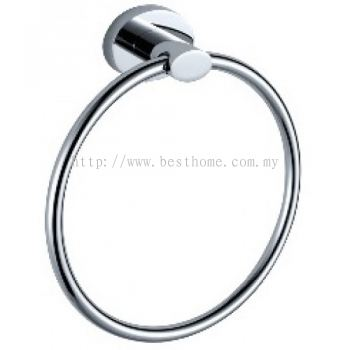 TORA RUBEN SERIES TOWEL RING RB10107 / TR-BA-TRG-01261-CH