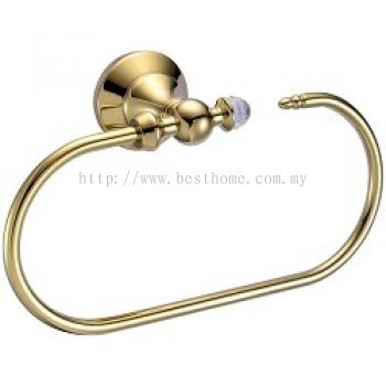 GRIVAS SERIES TOWEL RING GV0611 / TR-BA-TRG-08538-CG
