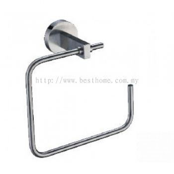 ANTHILL TRANZ SERIES TOWEL RING TR142(KA142)-POLISH / AH-BA-TRG-00923-PL