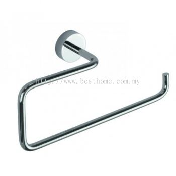 VALLI SERIES TOWEL RING TR-BA-TRG-07704-CH