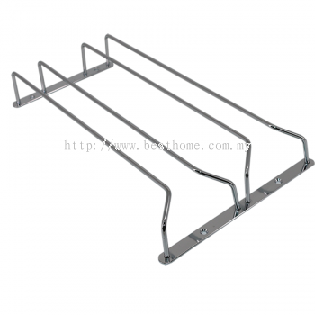 DOUBLE GLASS RACK GHG03