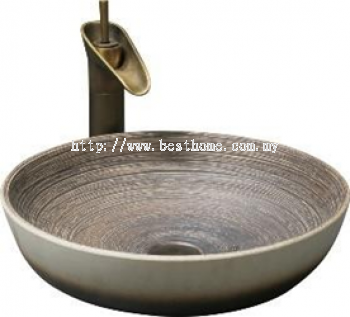 COUNTER TOP BASIN RAL1852