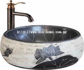 COUNTER TOP BASIN RAL-1850