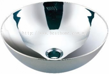 STAINLESS STEEL BASIN RAL629