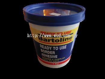 Bartoline 1kg (Can) Border Adhesive