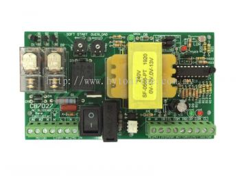 7026 AC Slow StarControl Panel