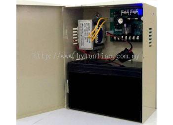 12V 3A (CB)LV + Battery 12V 5A (CB)LV