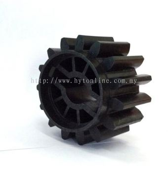 Nylon DC Pinion (15-tooth Gear)