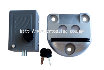 12V Floor Lock (for Autogate)