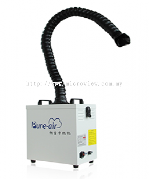PA-300TST Laser Fume Extractor
