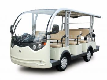 11-Seater Sightseeing Car