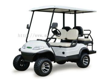 4-Series Lifted Golf Cart