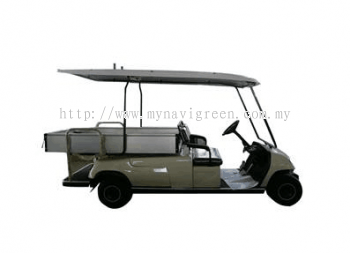 2 Seaters Cargo Car (Custom Size)