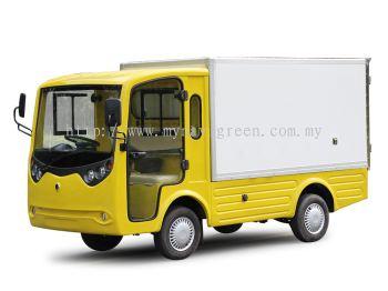 Closed Cargo Car
