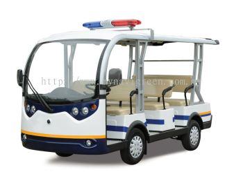 8-Seater Electric Patrol Car