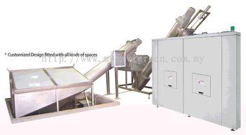 Dehydrator (High-Capacity Processing Facility)