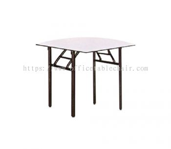 QUARTER BANQUET TABLE (16mmTHK Melamine Top)