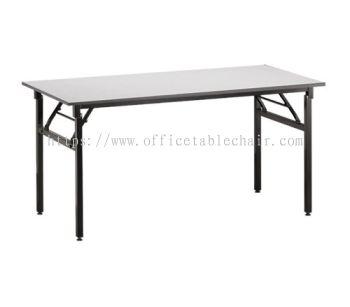 RECTANGULAR BANQUET TABLE (16mmTHK Melamine Top)