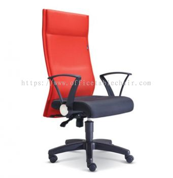IMAGINE STANDARD HIGH BACK FABRIC CHAIR WITH POLYPROPYLENE BASE ASE 2391