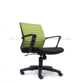 BURNLEY MESH CHAIR WITH PP ASE2736