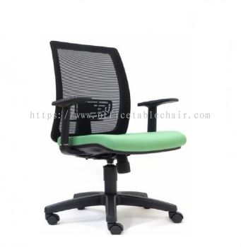 RIPON MESH HIGH BACK CHAIR WITH PP BASE ASE 2786