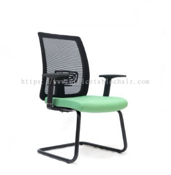 RIPON MESH VISITOR CHAIR WITH CANTILEVER BASE ASE 2787