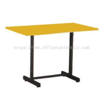 FIBREGLASS RECTANGULAR TABLE