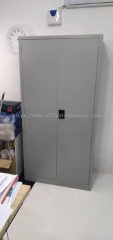 OFFICE FURNITURE - FULL HIGH STEEL SWINGING DOOR CUPBOARD