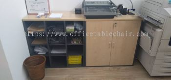 OFFICE FURNITURE - LOW CABINET