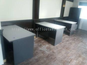 DELIVERY & INSTALLATION WRITING TABLE GT 127 OFFICE FURNITURE TAMAN MAYANG, PETALING JAYA