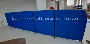DELIVERY & INSTALLATION STANDING PARTITION OFFICE FURNITURE ICON CITY, PETALING JAYA