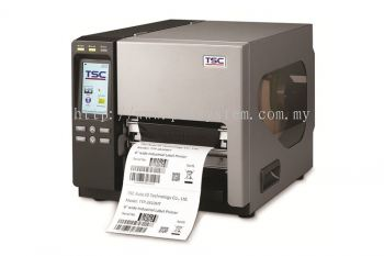 INDUSTRIAL THERMAL TRANSFER BAR CODE PRINTER (TSC TTP-2610MT)