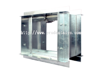 Fire Damper (Curtain Type)