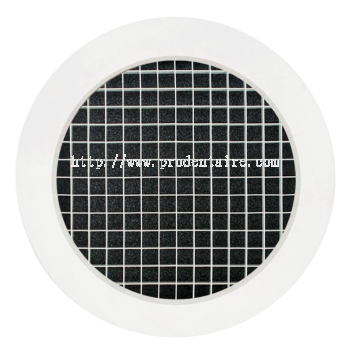 EG - Egg Crate Grille (Round)