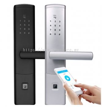 Bluetooth Door Lock