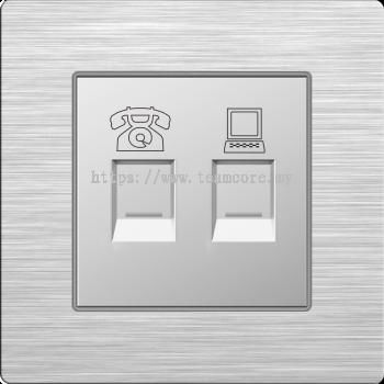 Telephone & Network Sockets