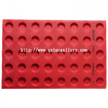FF01 Microperforated Silicone Mould